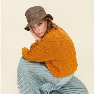 Aritzia Cableknit Sweater